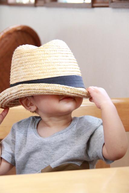 帽子遊びなセガレ