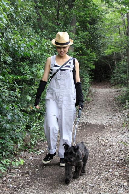 彼女と野性散歩なエース