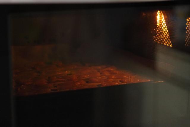 オーブンなササミ